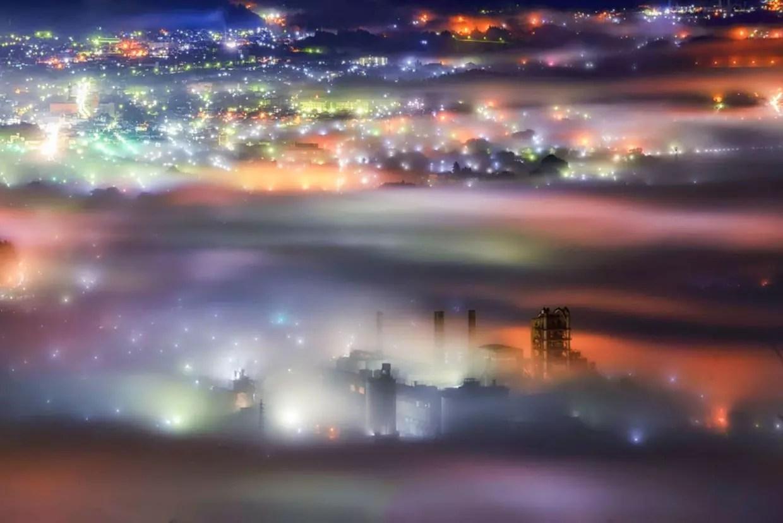 Brouillard frique