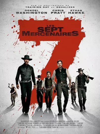 Les 7 Mercenaires 2016 Streaming : mercenaires, streaming, Mercenaires, Bande, Annonce, Film,, Séances,, Streaming,, Sortie,
