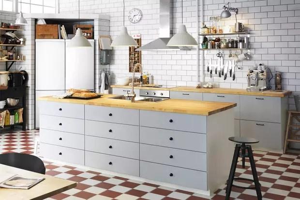 îlot De Cuisine Metodveddinge Par Ikea