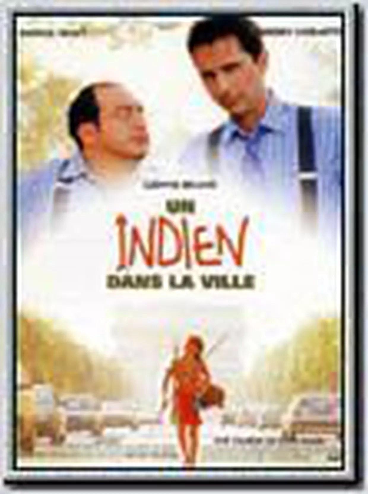 Un Indien Dans La Ville Film Complet : indien, ville, complet, Indien, Ville, Bande, Annonce, Film,, Séances,, Streaming,, Sortie,