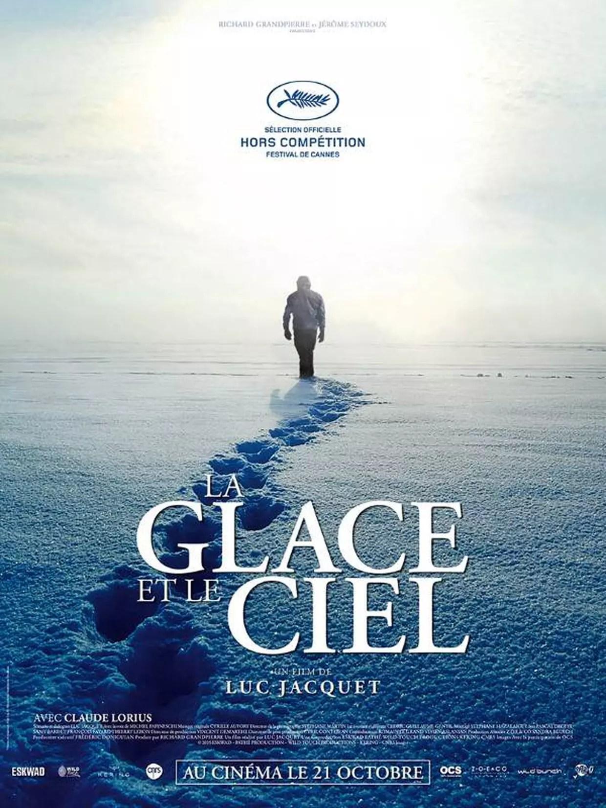 La Glace Et Le Ciel : glace, Glace, Bande, Annonce, Film,, Séances,, Streaming,, Sortie,