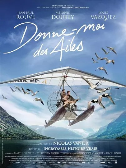 Film Donne Moi Des Ailes Histoire Vraie : donne, ailes, histoire, vraie, Donne-moi, Ailes, L'histoire, Vraie, Inspiré, Nicolas, Vanier