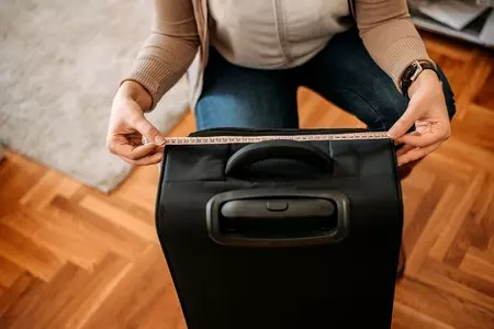 Dimension valise cabine