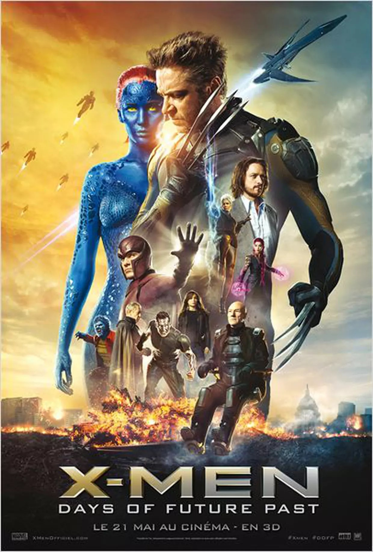 X-men : L'affrontement Final Streaming : x-men, l'affrontement, final, streaming, X-Men, Future, Synopsis,, Casting,, Bande-annonce,, Streaming...