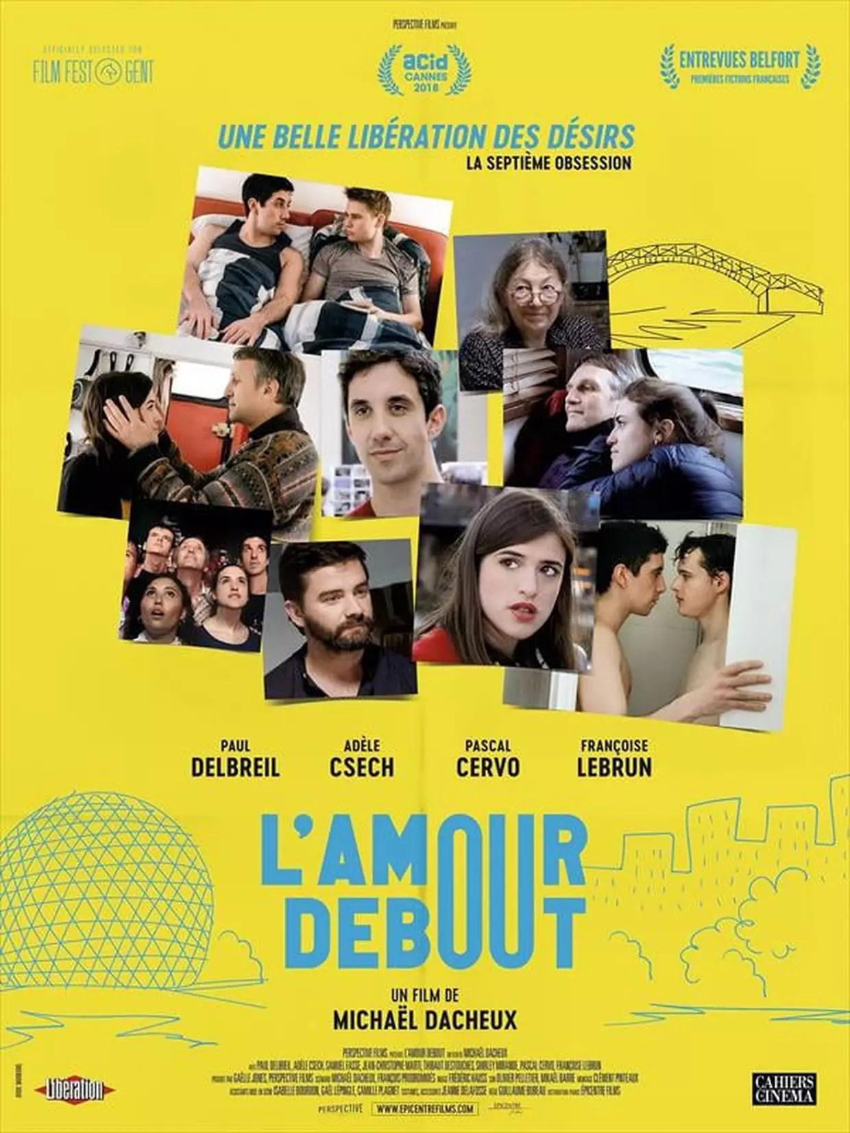 L'amour Debout Bande Annonce : l'amour, debout, bande, annonce, L'Amour, Debout, Bande, Annonce, Film,, Séances,, Streaming,, Sortie,