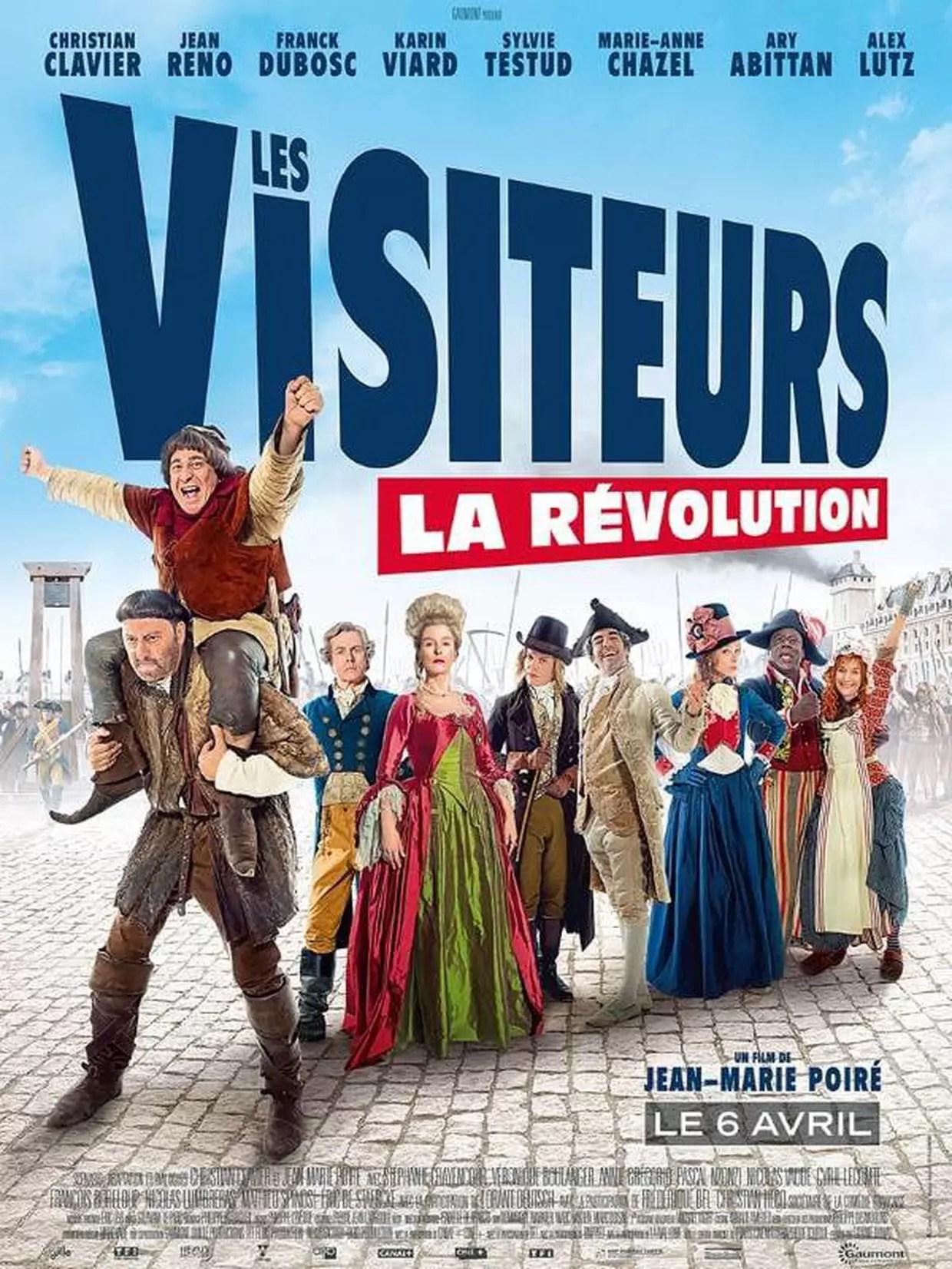Les Visiteurs 3 Streaming Vf : visiteurs, streaming, Visiteurs, Révolution, Sortie,, Streaming,, Bande-annonce,, Avis,, Séances..., Bande, Annonce, Film,, Séances,
