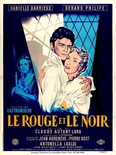 Le Rouge Et Le Noir Film Streaming : rouge, streaming, Rouge, Bande, Annonce, Film,, Séances,, Streaming,, Sortie,