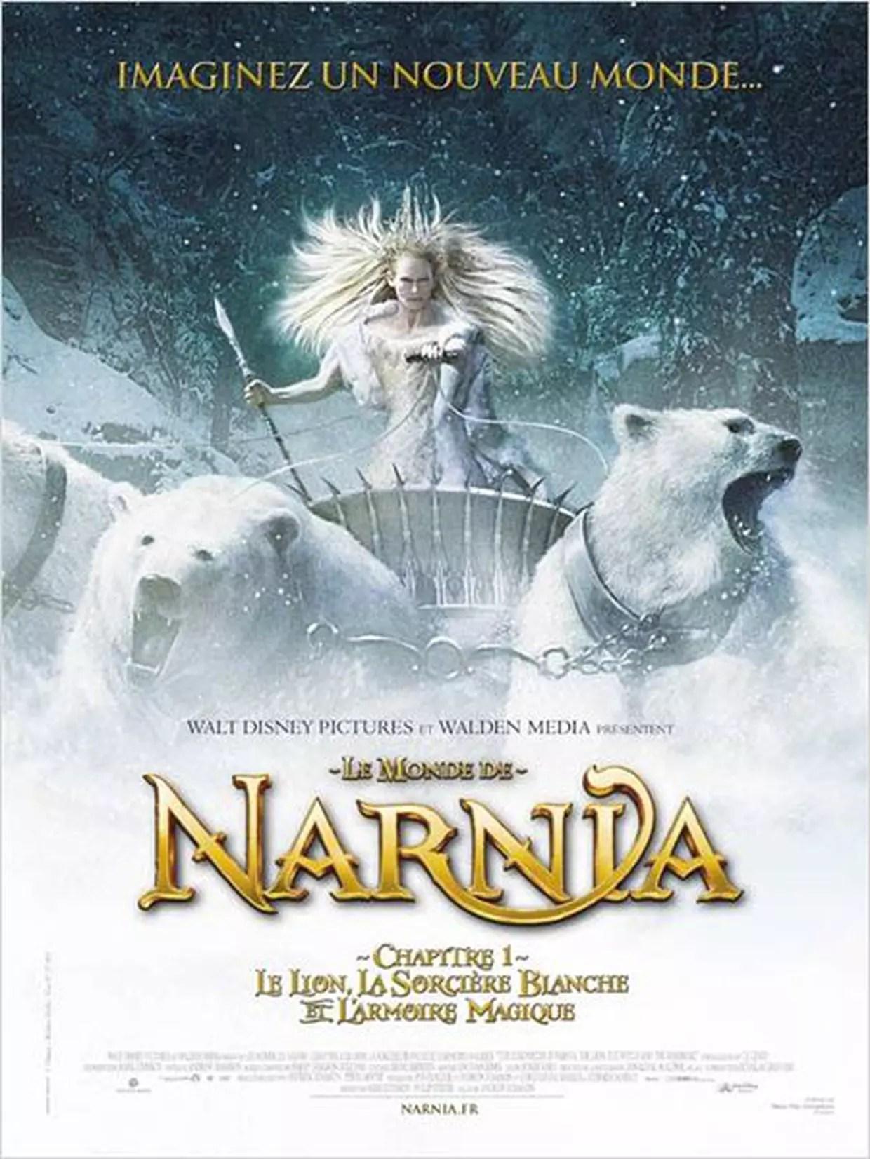 Le Monde De Narnia Films : monde, narnia, films, Monde, Narnia,, Chapitre, Lion,, Sorcière, Blanche, L'armoire, Magique, Bande, Annonce, Film,, Séances,, Streaming,, Sortie,