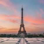Tour Eiffel Fermee Jusqu A Nouvel Ordre A Cause Du Covid