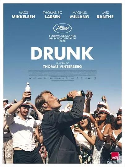 Au Revoir La Haut En Streaming : revoir, streaming, Drunk, Bande, Annonce, Film,, Séances,, Streaming,, Sortie,