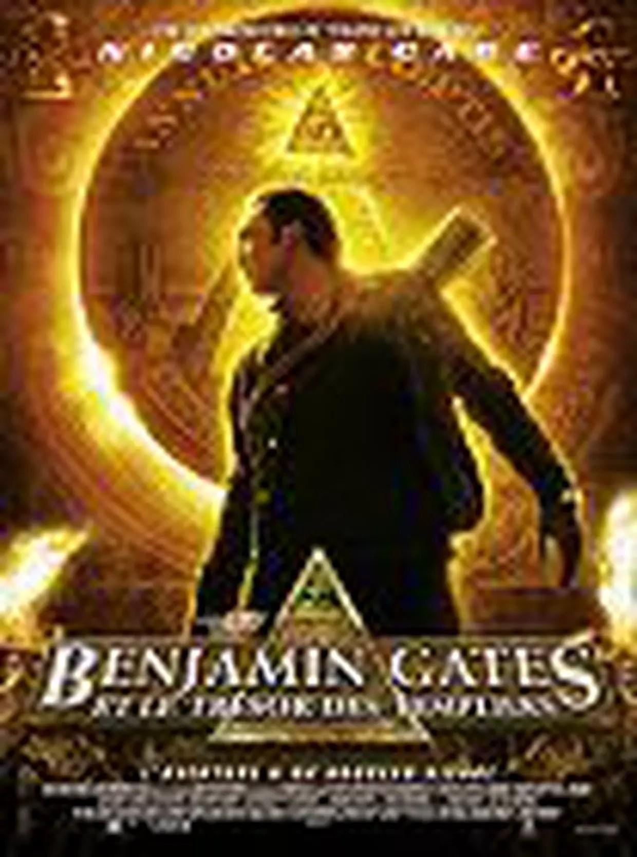 Benjamin Gates et le Livre des secrets - Film streaming Gratuit...