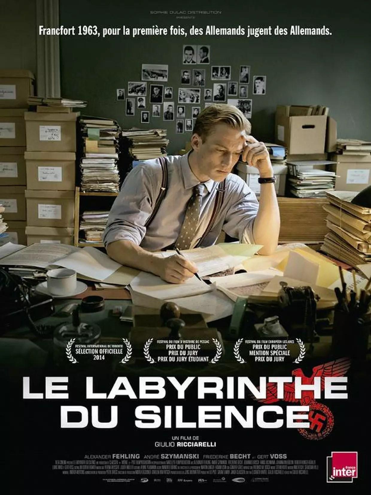 LE LABYRINTHE DU SILENCE (2014) - Film en Français