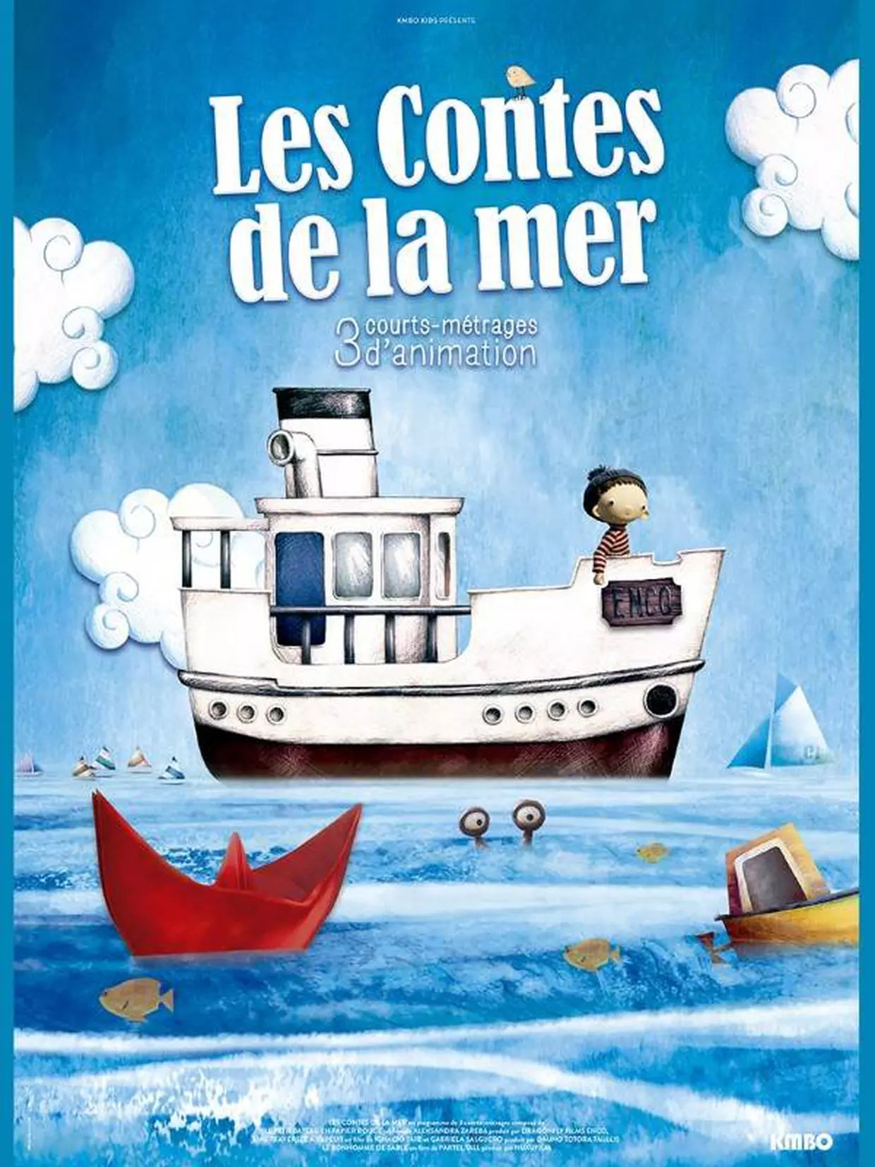 Les Contes De La Mer : contes, Contes, Bande, Annonce, Film,, Séances,, Streaming,, Sortie,