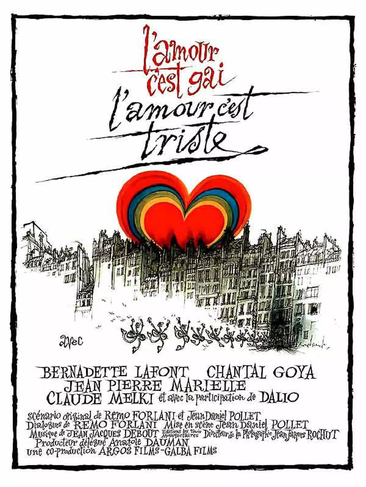 L'amour Debout Bande Annonce : l'amour, debout, bande, annonce, L'amour, C'est, Triste, Bande, Annonce, Film,, Séances,, Streaming,, Sortie,