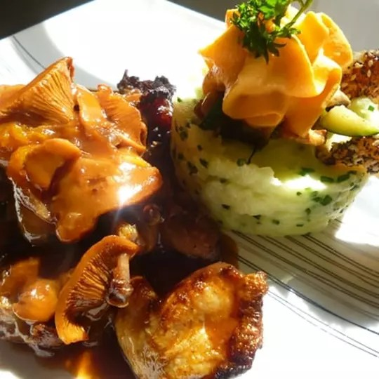 Au Fil de lEau Restaurant gastronomique  Hyres avec Linternaute