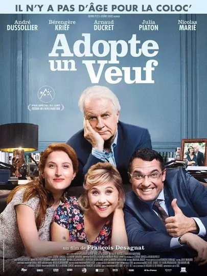 Adopte Un Veuf Streaming : adopte, streaming, Adopte, Bande, Annonce, Film,, Séances,, Streaming,, Sortie,