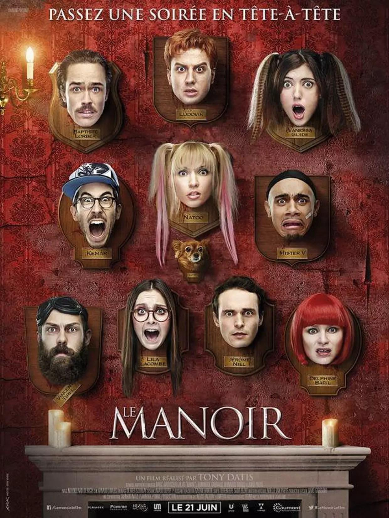 Le Manoir Bande Annonce : manoir, bande, annonce, Manoir, Bande, Annonce, Film,, Séances,, Streaming,, Sortie,