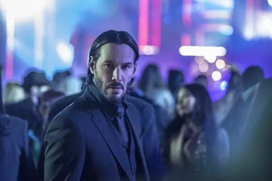 John Wick 2: Keanu Reeves' incredible training
