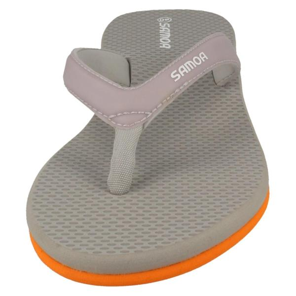 Ladies Samoa Toe Post Flip Flops Fruugo