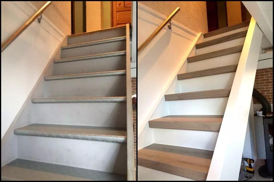 Comment Recouvrir Mon Escalier Intrieur Rsolu