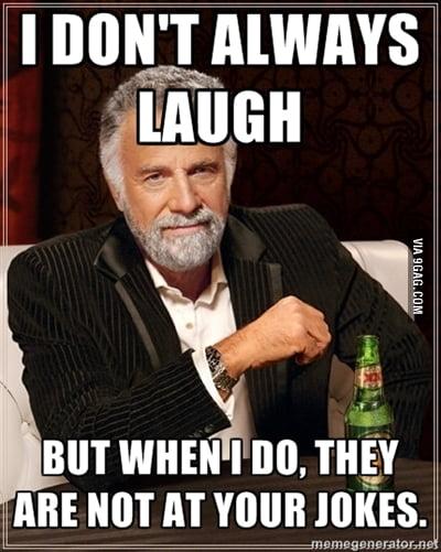 Лучшие Not Funny Didnt Laugh Meme GIF | Gfycat