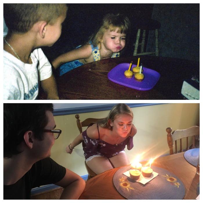 20 years apart