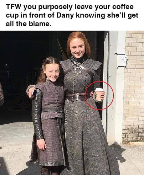 #GOT Sansa lady of winterfel