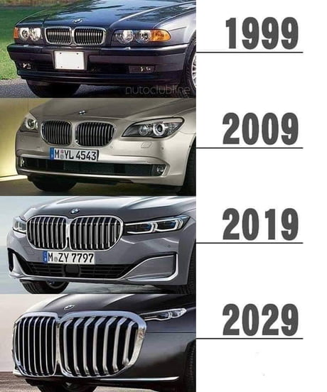 Bmw Kidney Grille Meme : kidney, grille, What's, Wrong