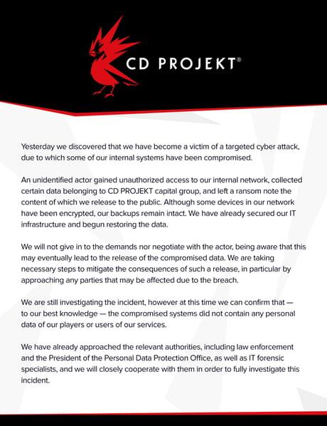 How To Buy Cd Projekt Red Stock : projekt, stock, Projekt