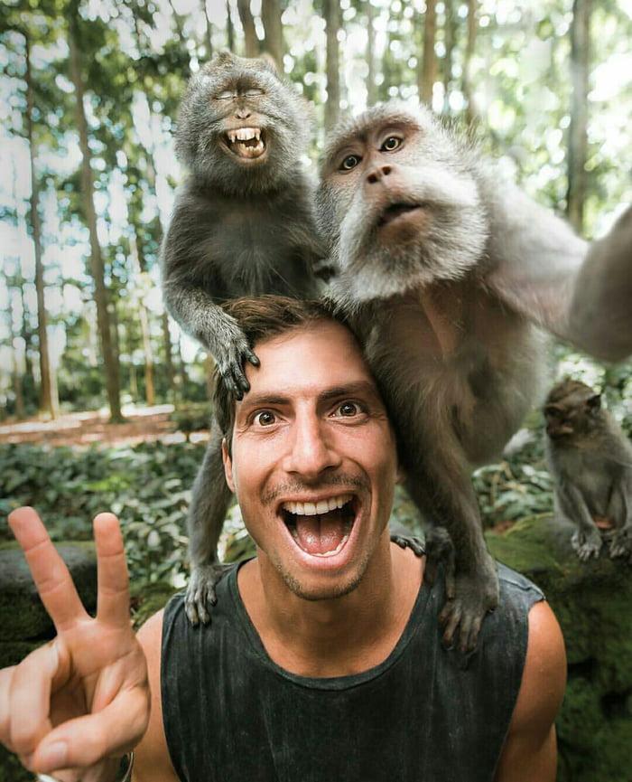 Best selfie doesn't exi-