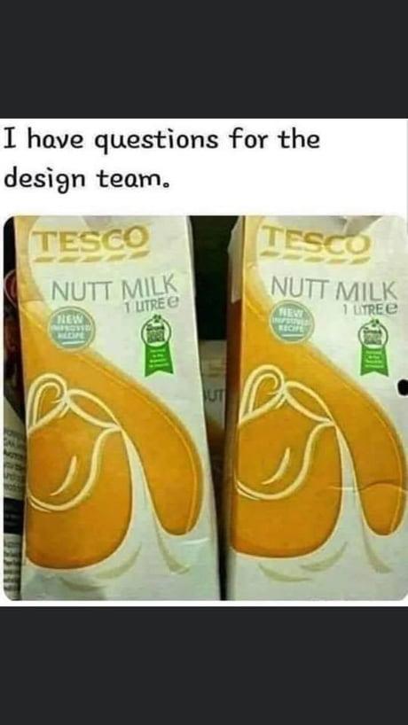 Nut Milk Meme : Almond