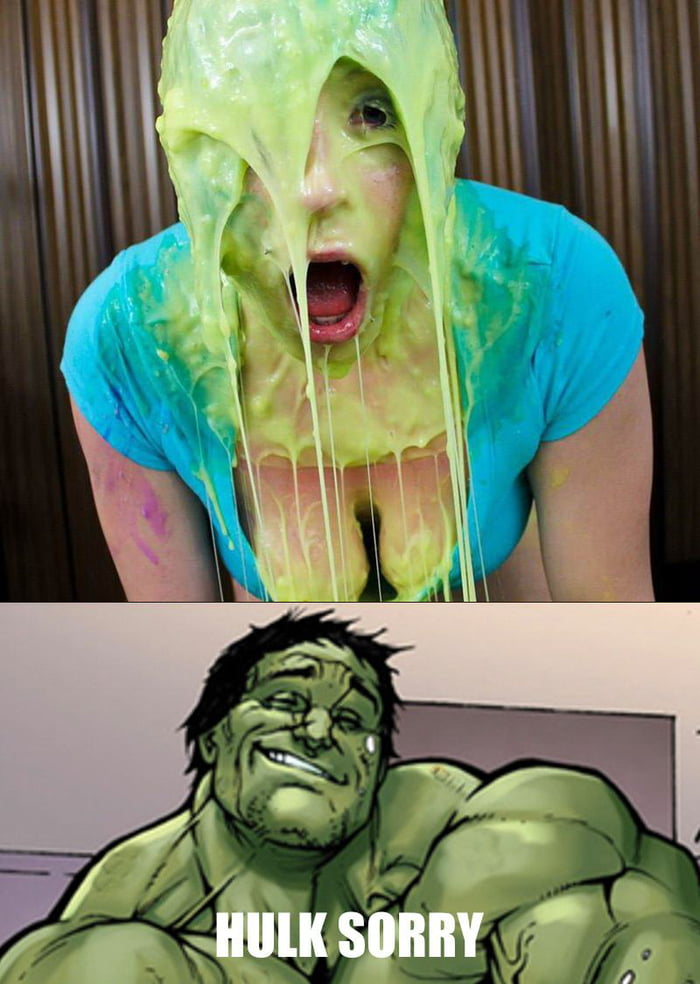 Hulk sorry