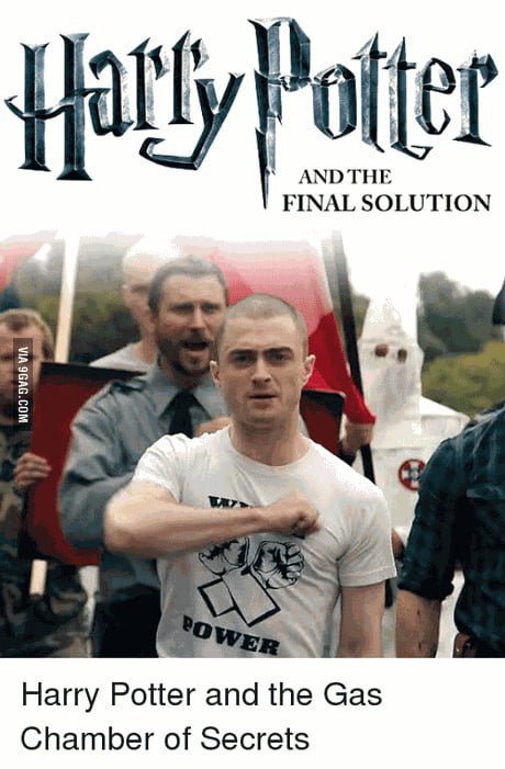 Harry Potter And The Final Solution : harry, potter, final, solution, Laugh, Should