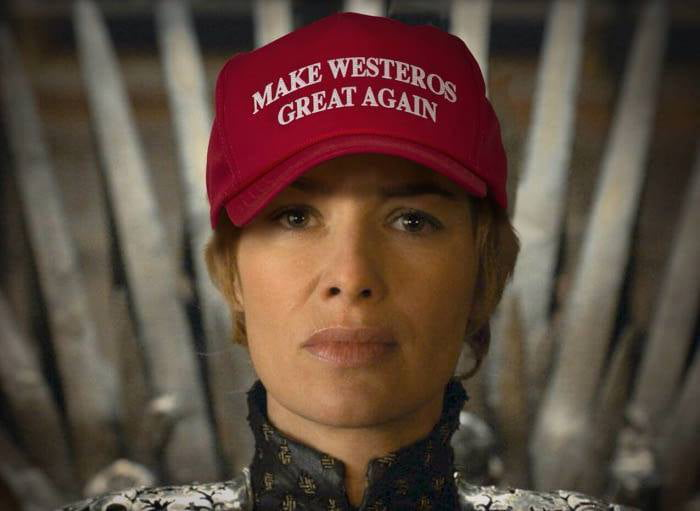 Meme : Make Westeros Great Again