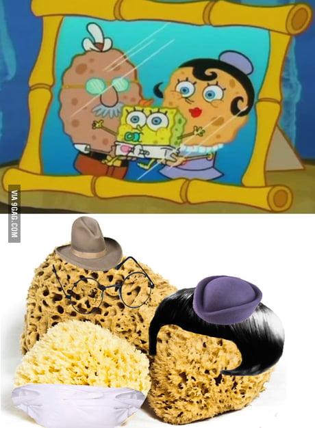 Spongebob Parents : spongebob, parents, Wondered, Spongebob, Yellow, Parents, Brown.