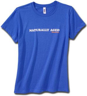 Naturally Aged Women's T-Shirt
