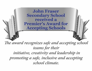 silver banner award safe schools