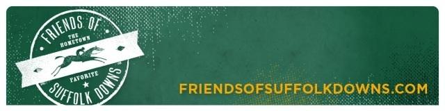 Friends of Suffolk Downs Email Header