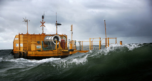 Wave Energy by Ocean PowerLtd