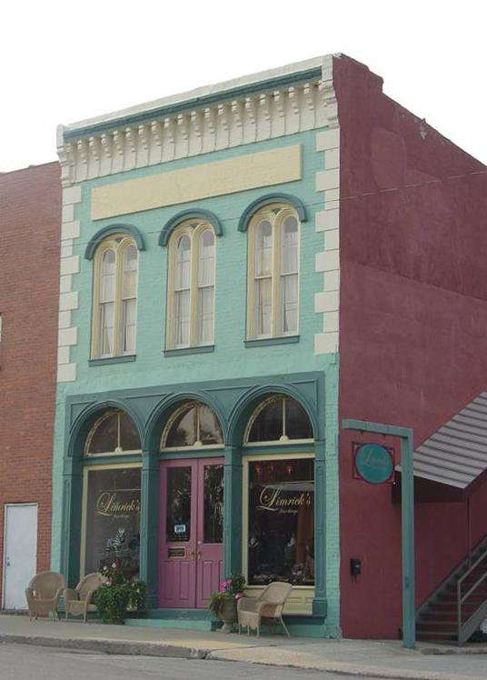 Limerick Building Lexington