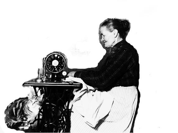 Maya sewing 2