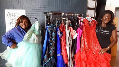 SMG prom dress