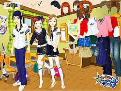 Play Boy And Girl Dress Up Game Online Y8 Com
