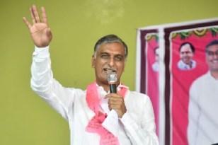 Harish Rao comments on Huzurabad by polls