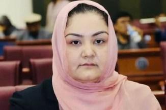 Opposition raises Aghan MP Rangina Kargar deportation from Delhi airport