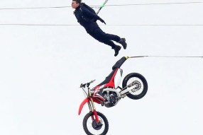 Tom Cruise Rolled In For Most Dangerous Stunt In His Life