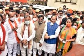 KCR Regime Ends With Bandi sanjay Praja Sangrama Yatra