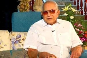 Superstar Krishna opines on his elder son Ramesh Babu acting career
