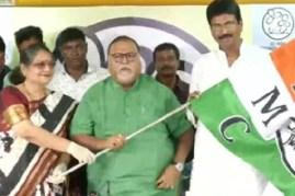 Bengal BJP MLA Biswajit Das rejoins TMC