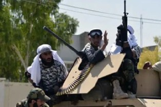 Soon Taliban form Government in Afghanistan